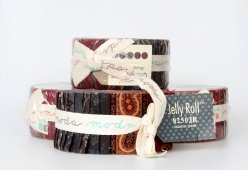 JELLY ROLL moda fabrics collezione Civil War