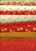 pacchetto tessuti sweet cherry by moda fabrics